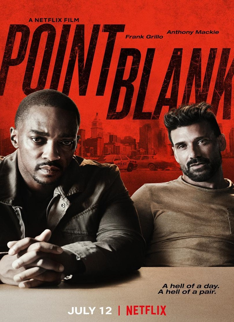 Descargar Película A Quemarropa [2019] (Point Blank) MP4 HD720p Latino