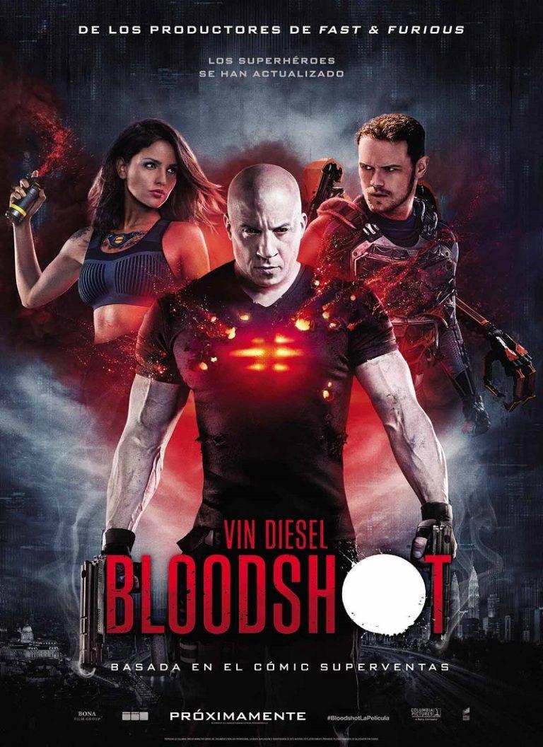 Bloodshot [2020] [HD 720p, Latino, Mega]