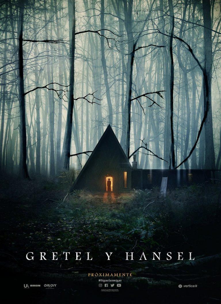 Gretel y Hansel [2020] (Gretel & Hansel) [HD, Latino, Mega]