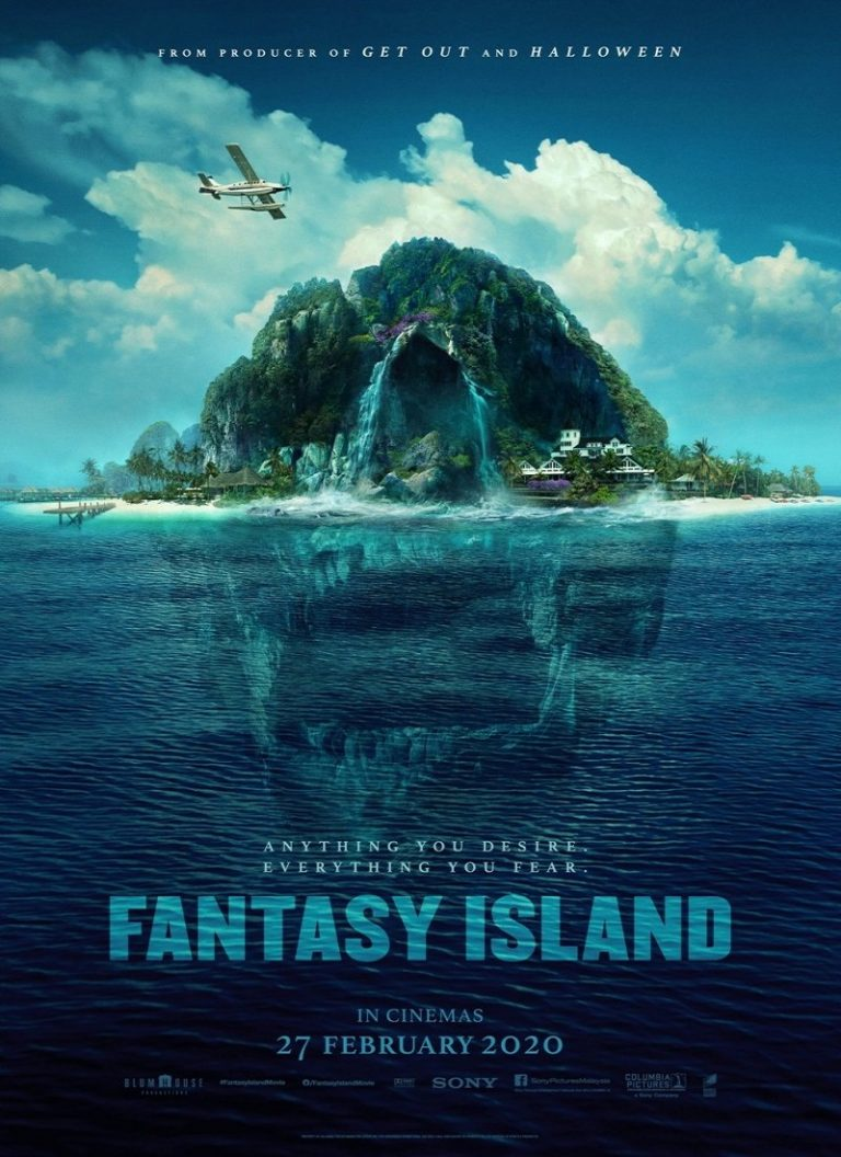 La Isla de la Fantasía [2020] (Fantasy Island) [HD, Latino, MEGA]