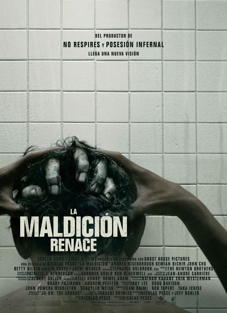 LA MALDICIÓN RENACE [2020] (THE GRUDGE) [HD 720p, Latino, Mega]