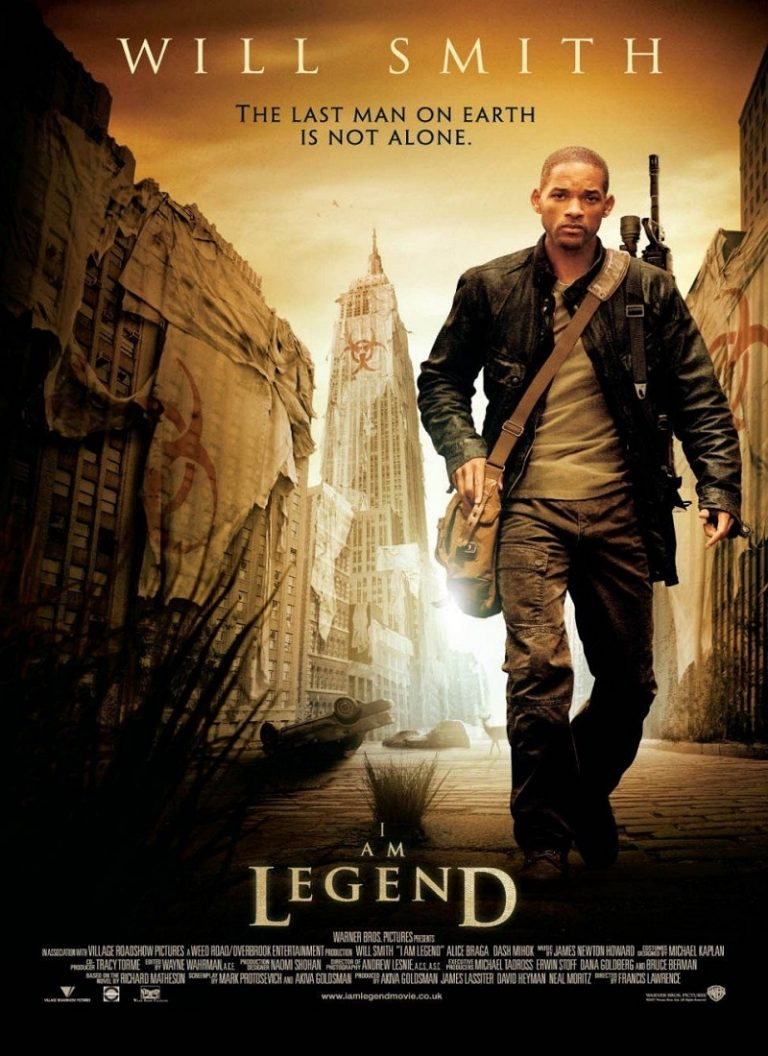 SOY LEYENDA [2008] (I am Leyend) [HD 720p, Latino, Mega]