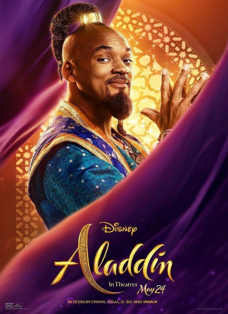 ALADINO [2019] (Aladdin) [HD 720p, Latino, MEGA]
