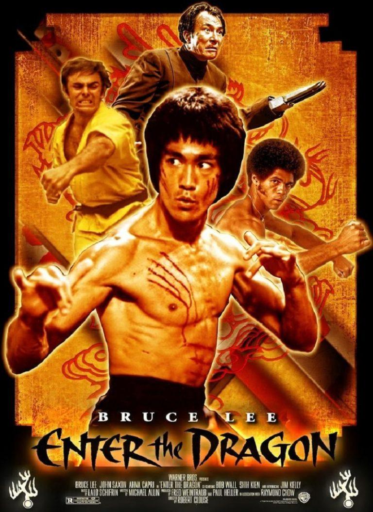 "BRUCE LEE ""OPERACIÃ""N DRAGÃ""N"" [1973] (Enter de Dragon) [HD 720p, Latino, MEGA]"