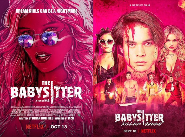 Saga LA NIÃ'ERA (The Babysitter) [HD 720p, Latino, MEGA]