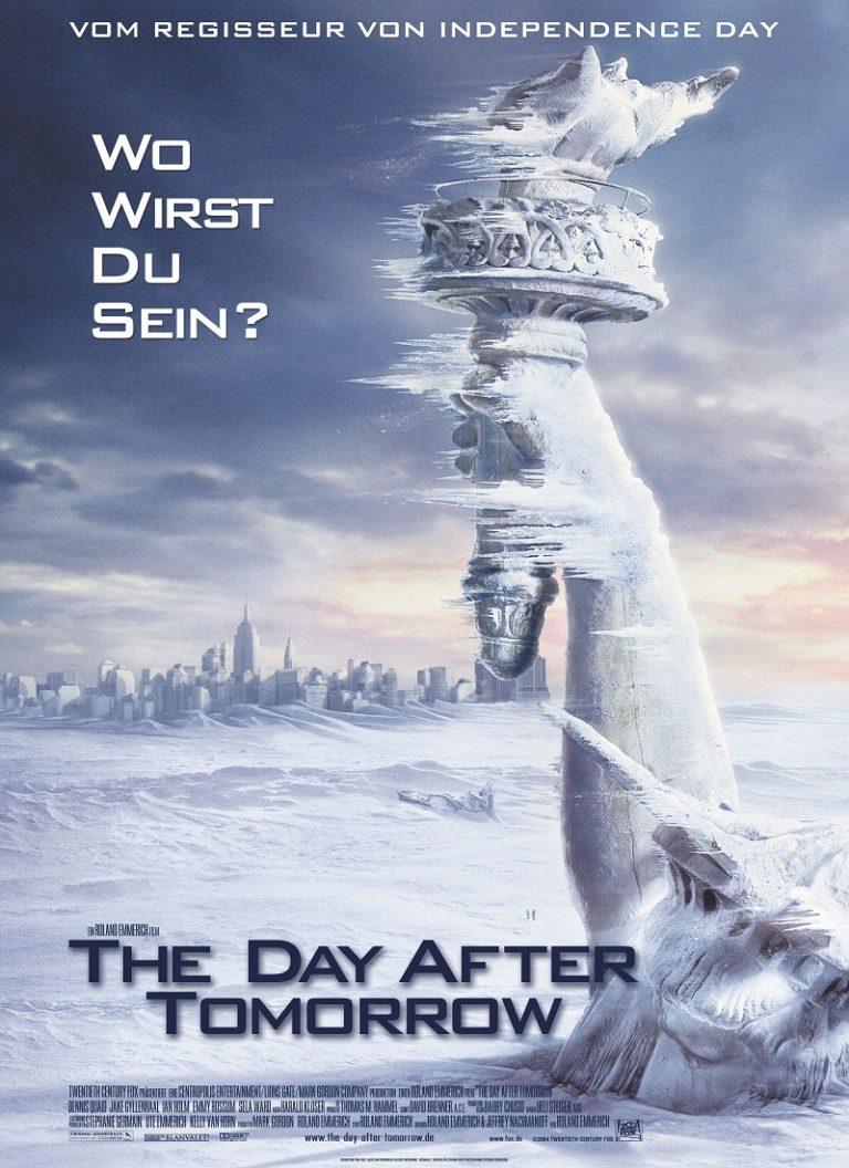 EL DÍA DESPUÉS DE MAÑANA [2004] (The Day After Tomorrow) [HD 720, Latino, MEGA]