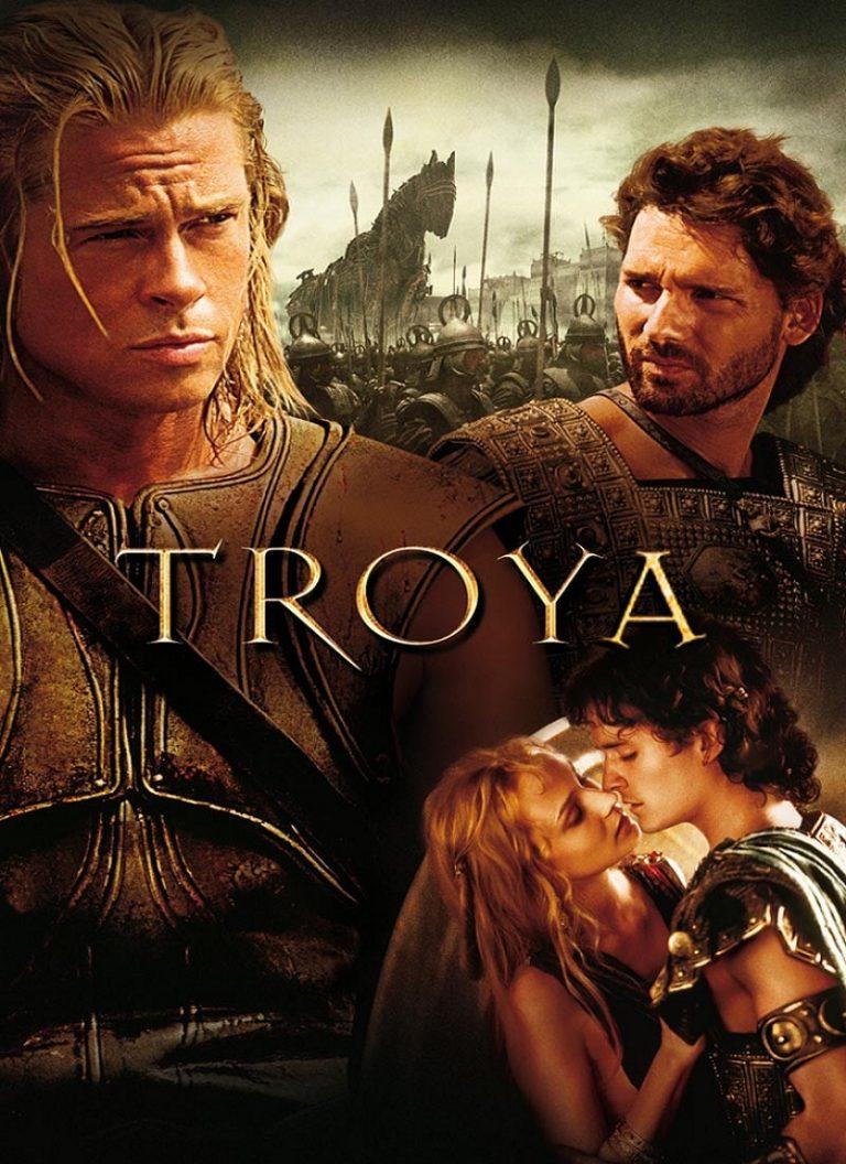 TROYA [2004] (Troy) [HD 720p, Latino, MEGA]