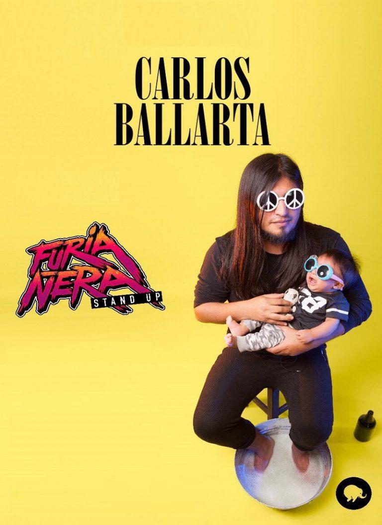 CARLOS BALLARTA: FURIA ÑERA [2018] [HD 720, Latino, MEGA]