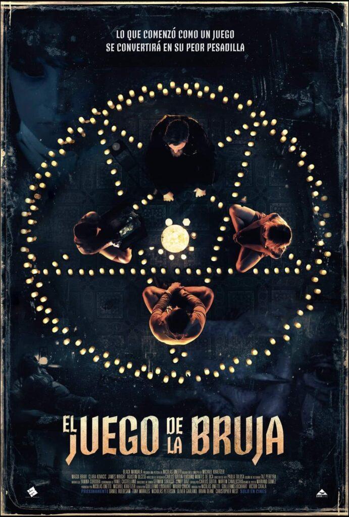 EL JUEGO DE LA BRUJA [2020] (The 100 Candles Game) [HD 720, Latino, MEGA]