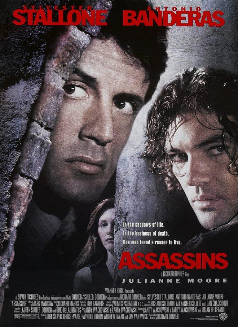 ASESINOS [1995] (Assassins) [HD 720p, Latino, MEGA]