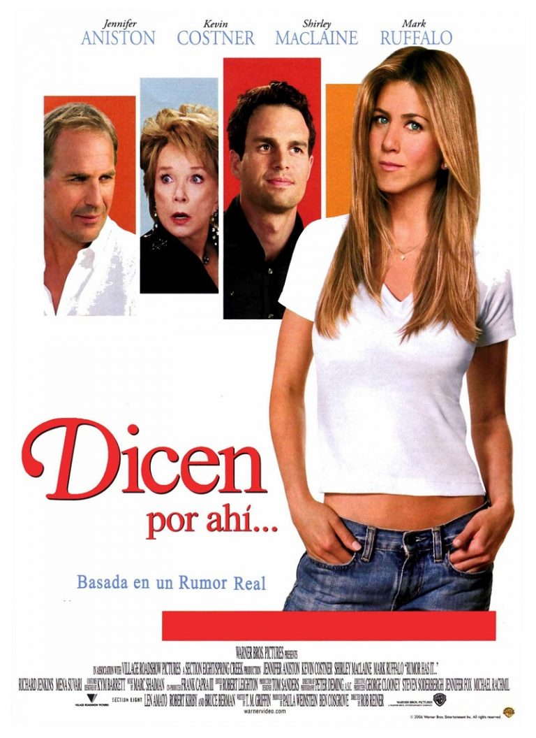 DICEN POR AHÃ�… [2005] (Rumor Has It…) [HD720p, Latino, MEGA]