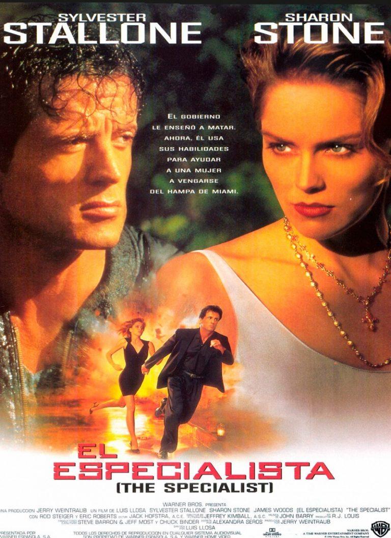 EL ESPECIALISTA [1994] (The Specialist) [HD 720p, Latino, MEGA]