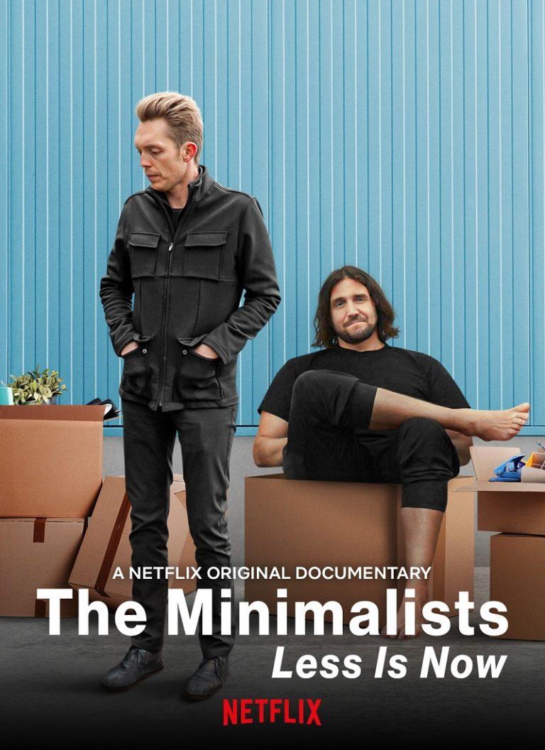 MINIMALISMO: MENOS ES MÁS [2021] (The Minimalists: Less Is Now) [HD 720p, Latino, MEGA]