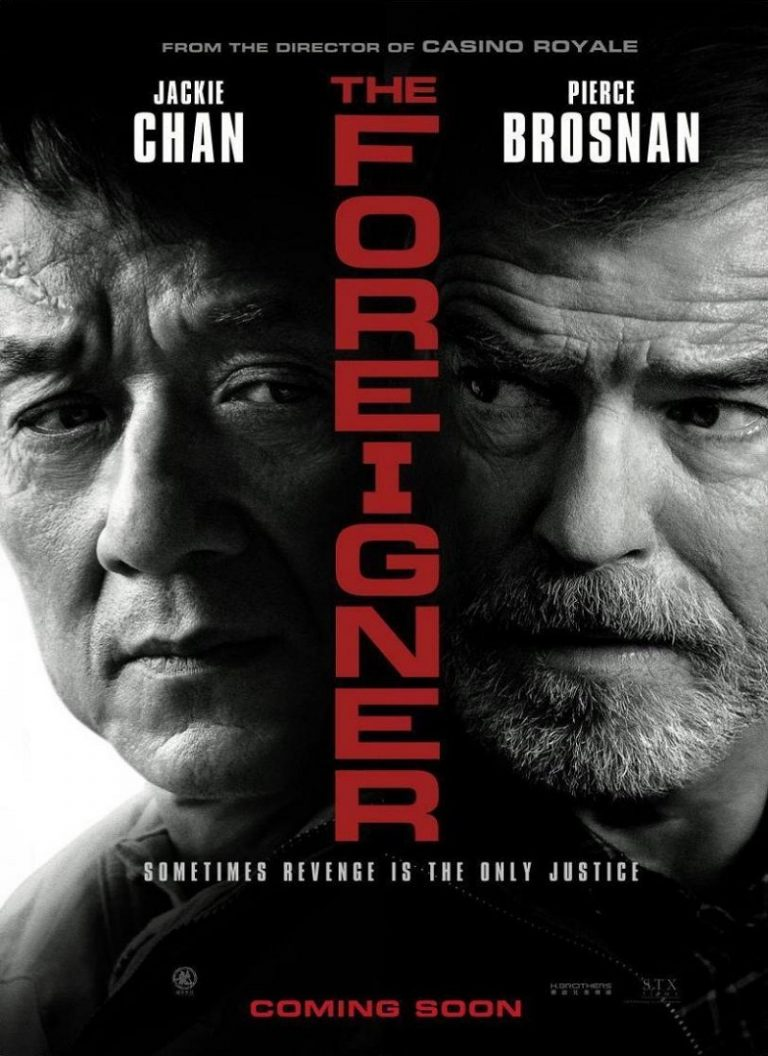 EL IMPLACABLE [2017] (The Foreigner) [HD 720, Latino, MEGA]