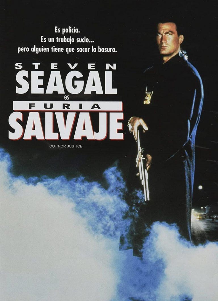 FURIA SALVAJE [1991] (Out for Justice) [HD 720p, Latino, MEGA]