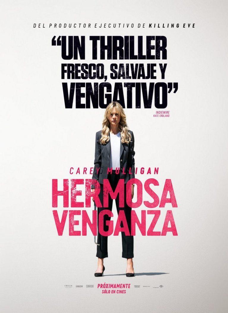 HERMOSA VENGANZA [2020] (Promising Young Woman) [HD 720, Latino, MEGA]