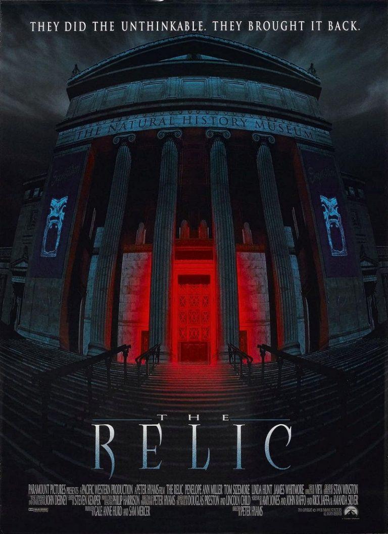 LA RELIQUIA [1997] (The Relic) [HD 720p, Latino, MEGA]