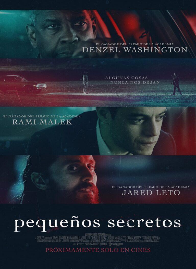 PEQUEÑOS SECRETOS [2021] (The Little Things) [HD 720, Latino, MEGA]