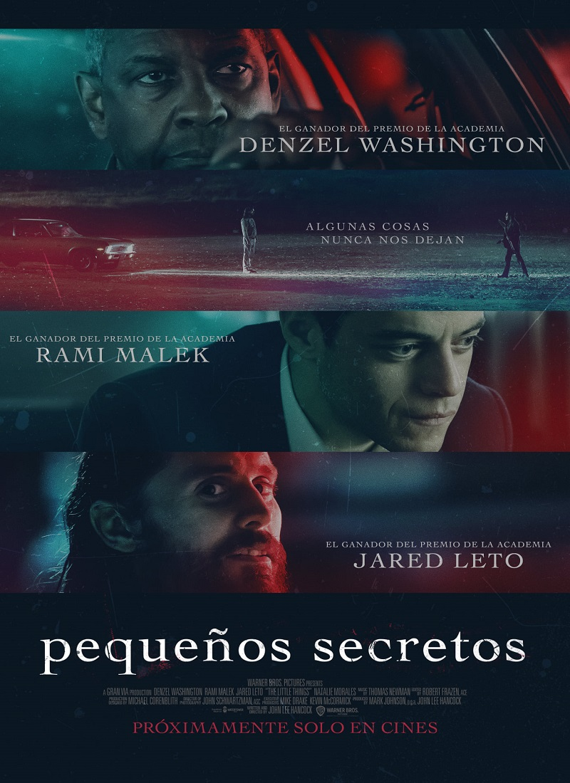 Descargar Película PEQUEÑOS SECRETOS [2021] (The Little Things) MP4 HD720p Latino