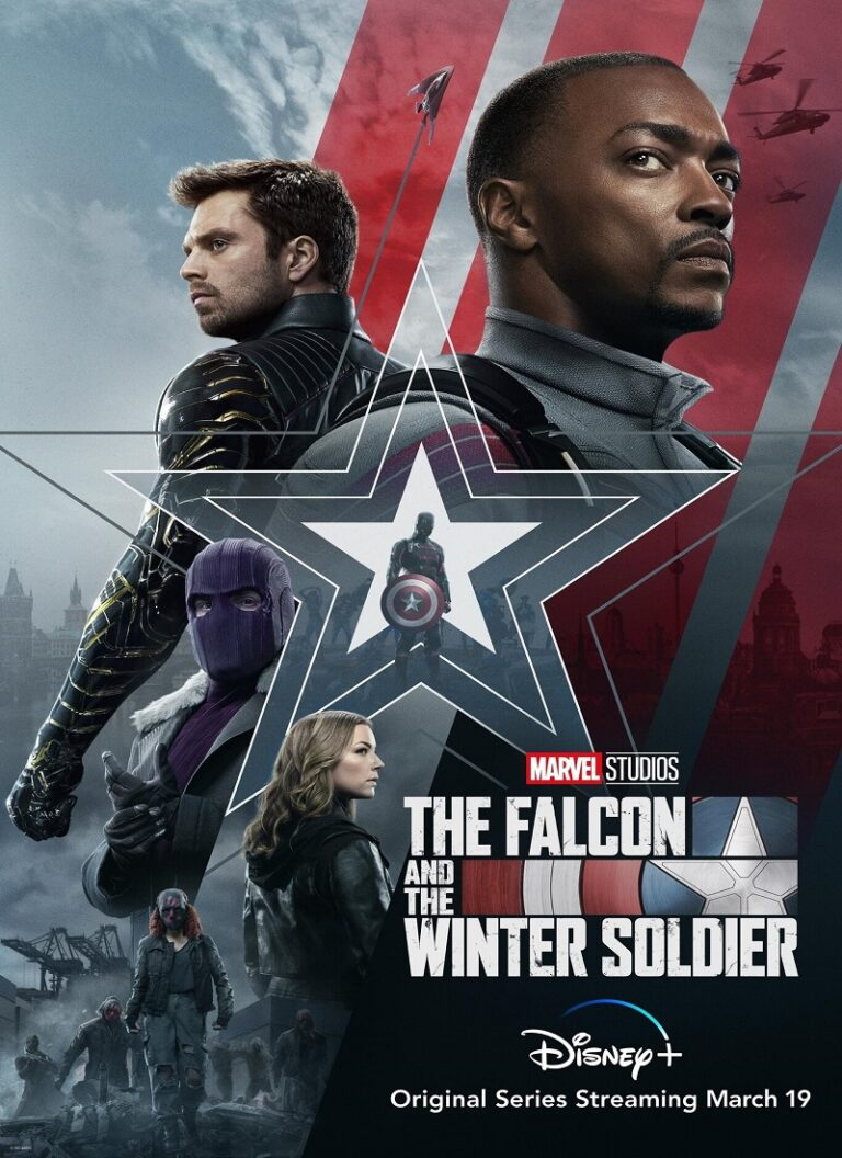 FALCON Y EL SOLDADO DEL INVIERNO Temporada 1 [2021] (The Falcon and the Winter Soldier) [HD 720, Latino]