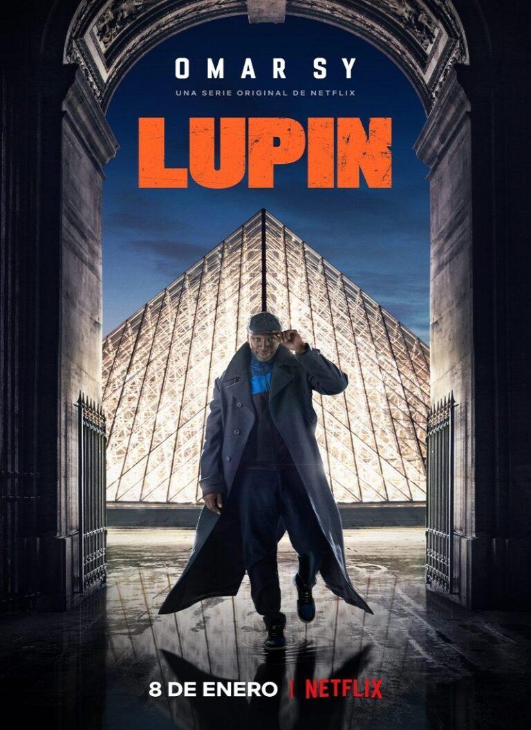 LUPIN Temporada 1  Parte 1 [2021] (Arsène Lupin) [HD 720, Latino, MEGA]