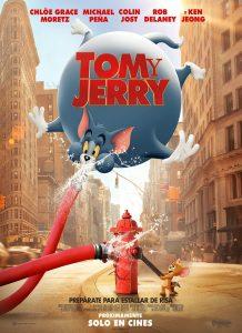TOM Y JERRY [2021] [HD 720, Latino, MEGA]