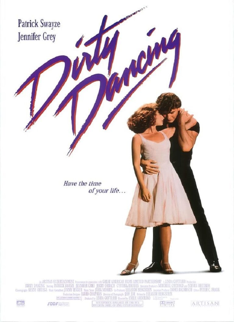 BAILE CALIENTE [1987] (Dirty Dancing) [HD 720p, Latino]