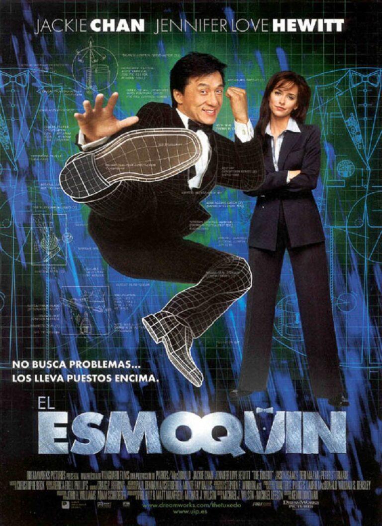 EL ESMOQUIN [2002] (The Tuxedo) [HD 720, Latino, 1Fichier]