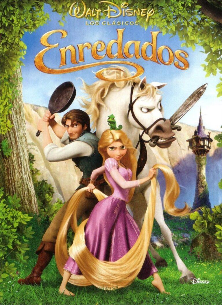 ENREDADOS [2010] (Tangled) [HD 720, Latino, MEGA]