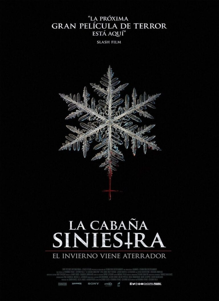 LA CABAÃ'A SINIESTRA [2019] (The Lodge) [HD 720, Latino]