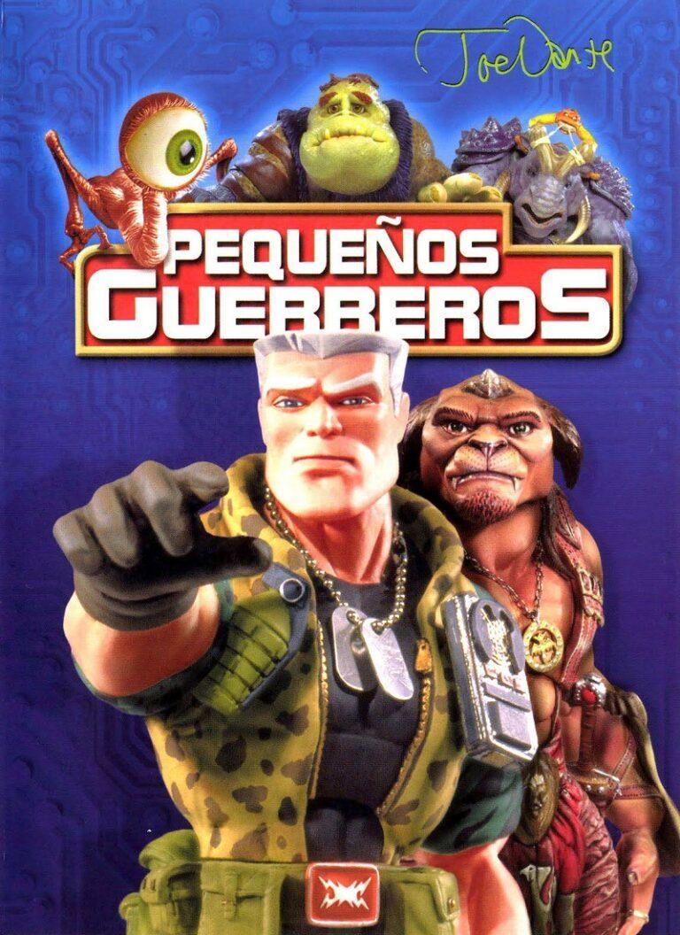 PEQUEÑOS GUERREROS [1998] (Small Soldiers) [HD 720, Latino, MEGA]