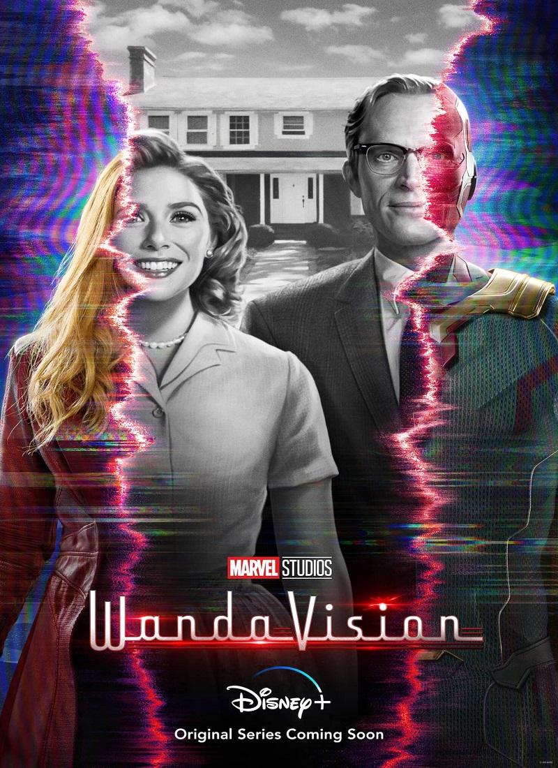Descargar Serie WANDAVISION Temporada 1 [2021] MP4 HD720p Latino