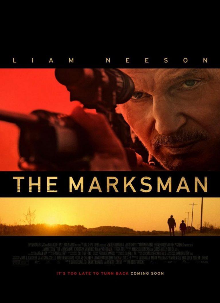EL PROTECTOR [2021] (The Marksman) [HD 720p, Latino]