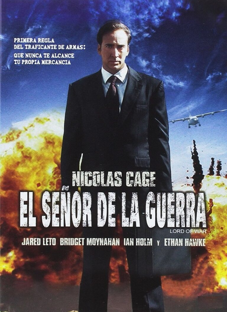 EL SEÑOR DE LA GUERRA [2005] (Lord of War) [HD 720p, Latino, MEGA]