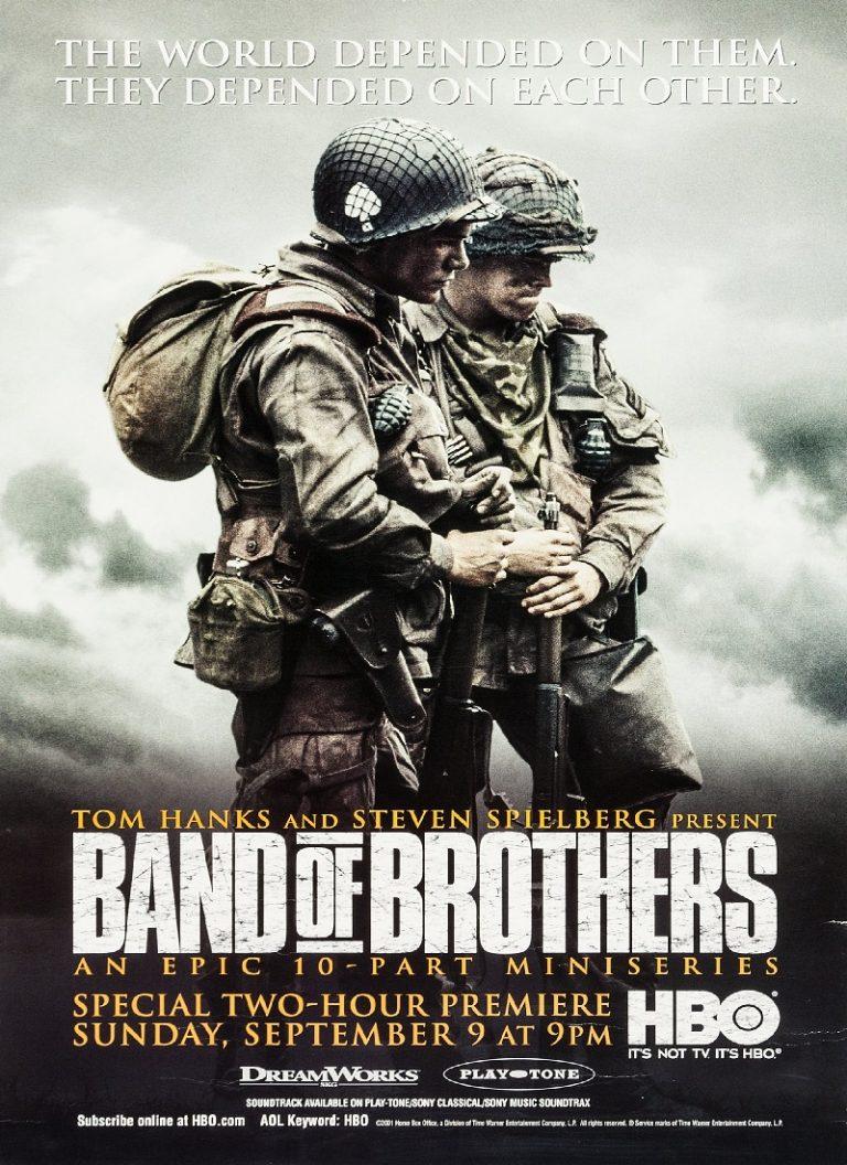HERMANDAD EN LA TRINCHERA [2001] (Band of Brothers) [HD 720p, Latino, MEGA]