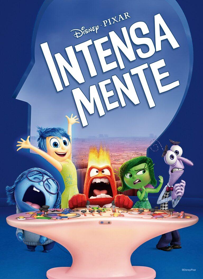 INTENSA-MENTE  [2015] (Inside Out) [HD 720p, Latino, MEGA]