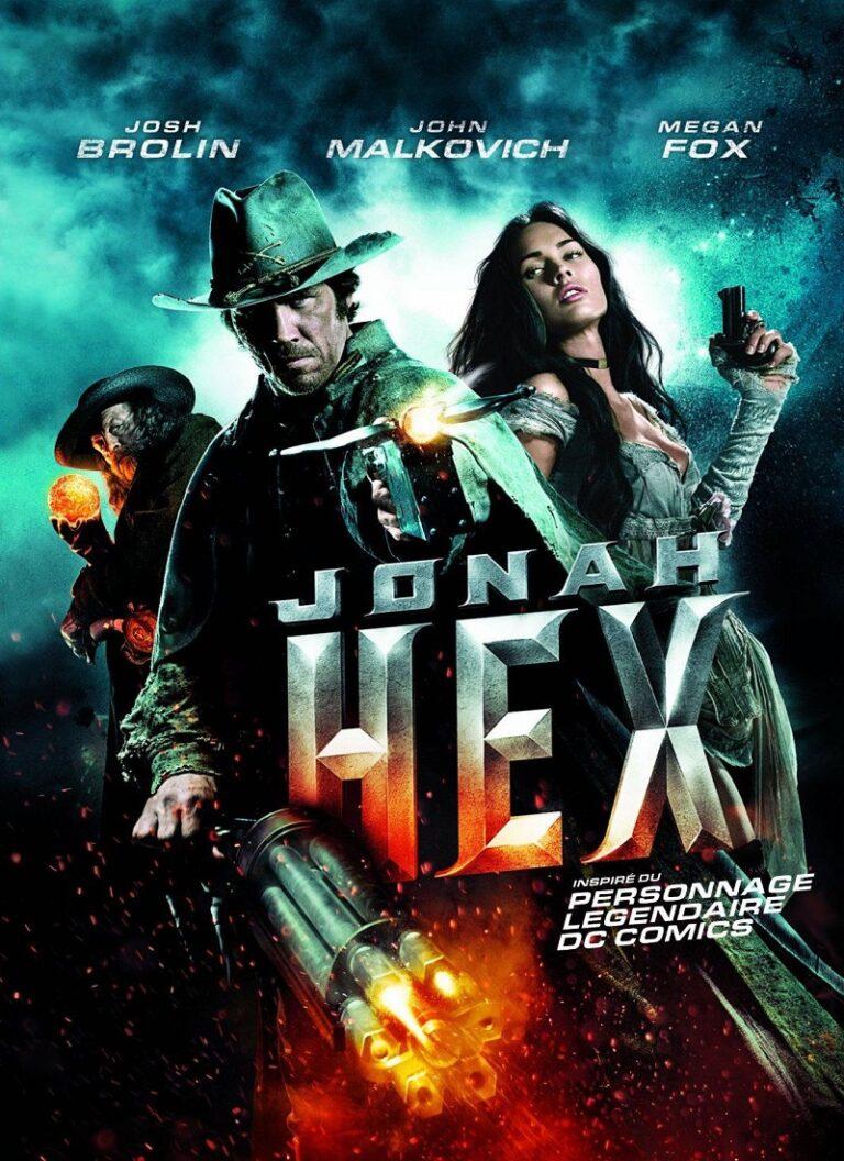 JONAH HEX [2010] [HD 720p, Latino]