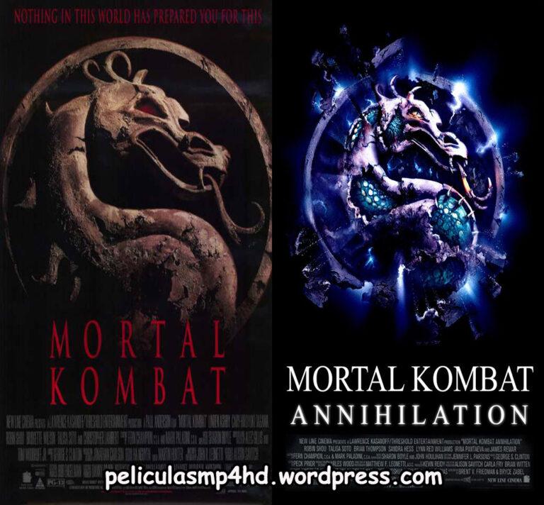 Saga MORTAL KOMBAT [HD 720p, Latino, MEGA]