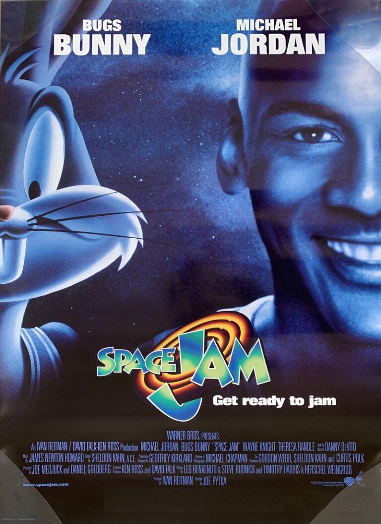 SPACE JAM: EL JUEGO DEL SIGLO [1996] [HD 720p, Latino, MEGA]