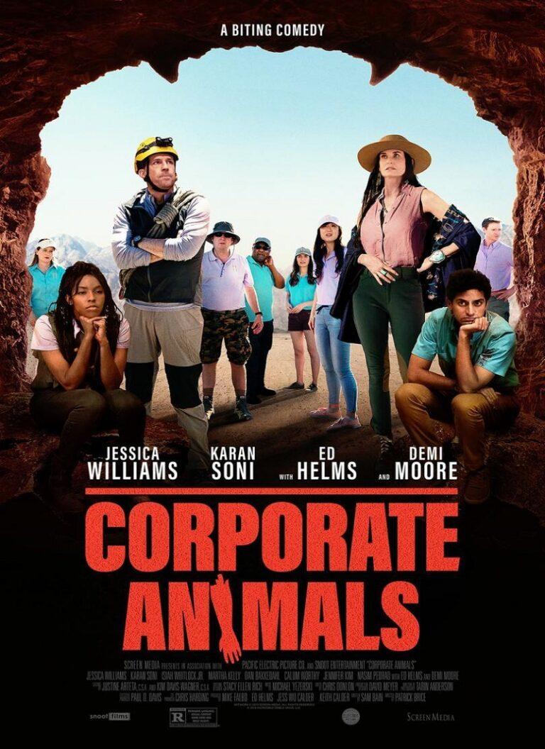 ANIMALES CORPORATIVOS [2019] (Corporate Animals) [HD 720, Latino, MEGA]