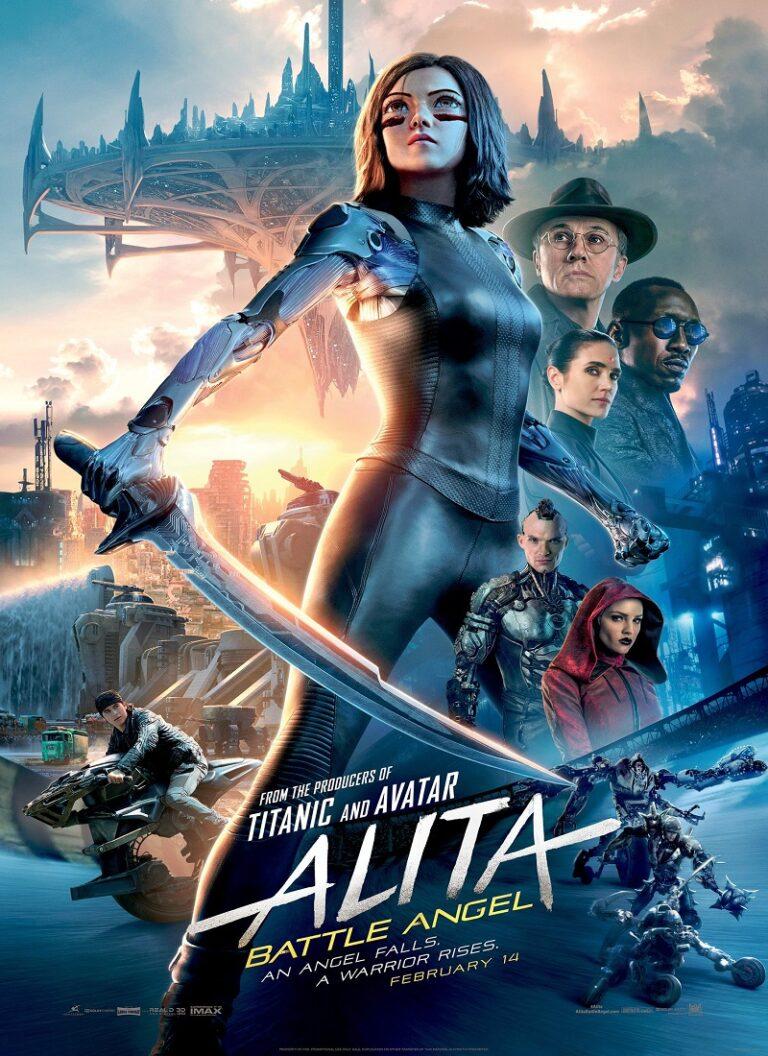 BATTLE ANGEL: LA ÚLTIMA GUERRERA (Alita, Battle Angel) [HD 720, Latino, MEGA]