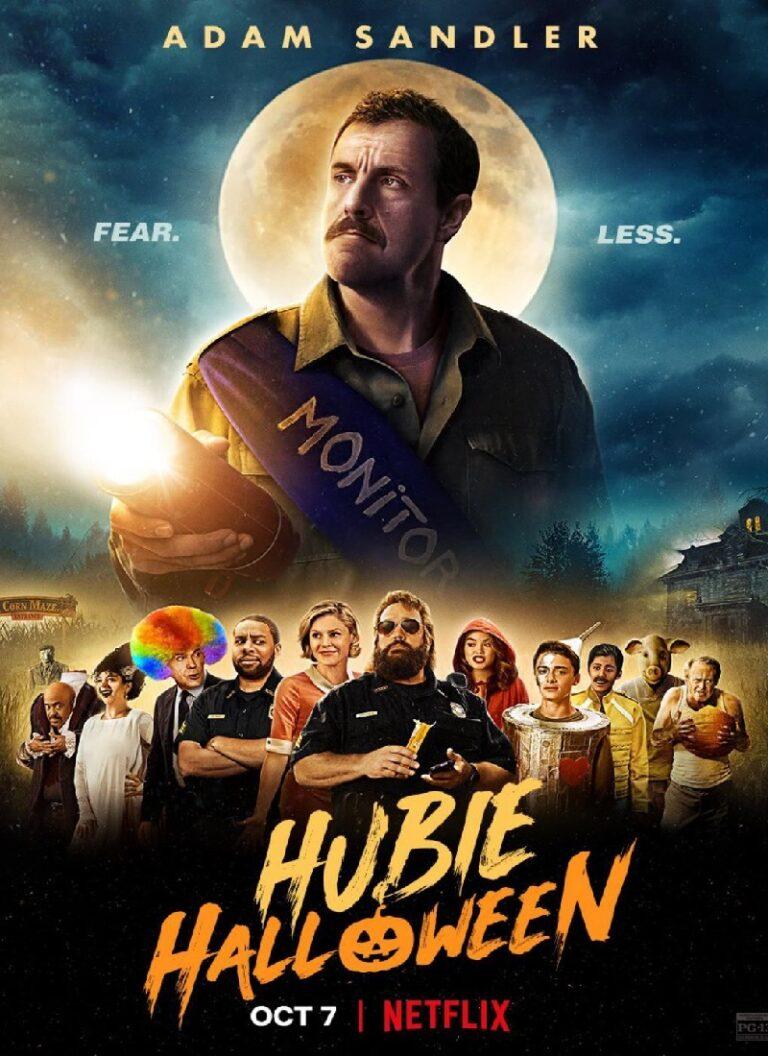 EL HALLOWEEN DE HUBIE [2020] (Hubie Halloween) [HD 720, Latino, MEGA]