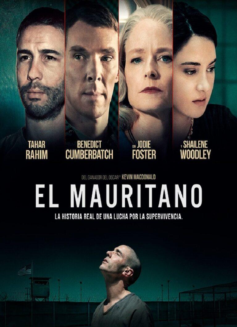 EL MAURITANO [2021] (The Mauritanian) [HD 720p, Latino]