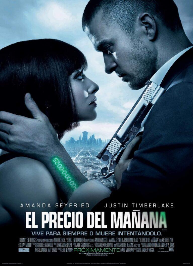 EL PRECIO DEL MAÑANA [2011] (In Time) [HD 720p, Latino]