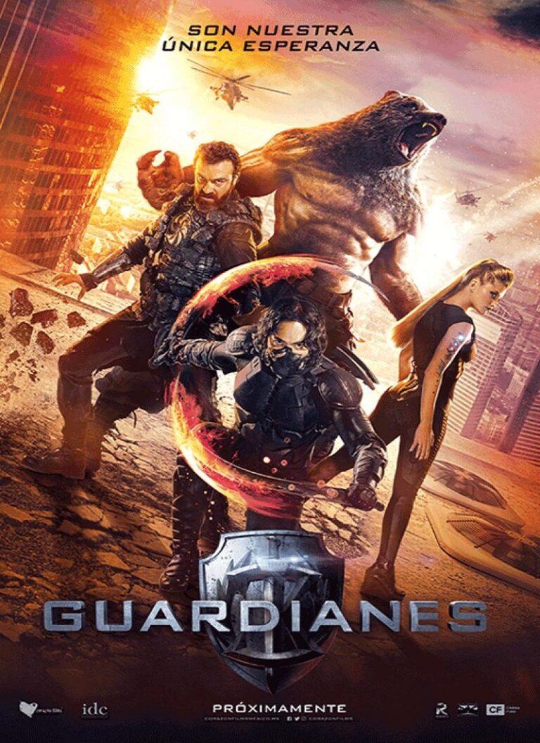 GUARDIANES [2017] (Zashchitniki) [HD, Latino, MEGA]