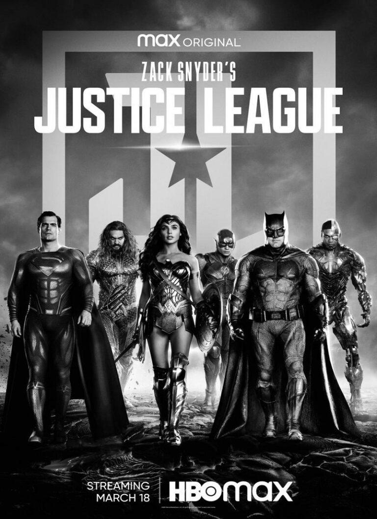 LA LIGA DE LA JUSTICIA DE ZACK SNYDER [2021] (Zack Snyder's Justice League) [HD 720, Latino, MEGA]