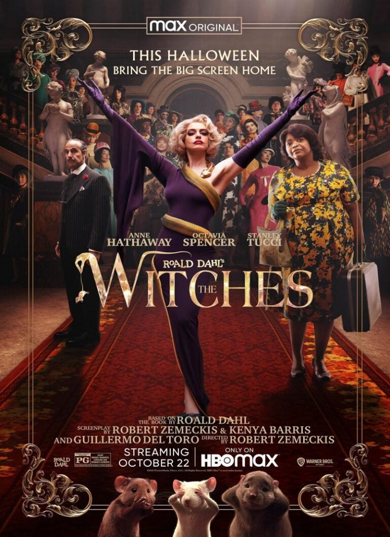 LAS BRUJAS [2020] (The Witches) [HD 720, Latino, MEGA]