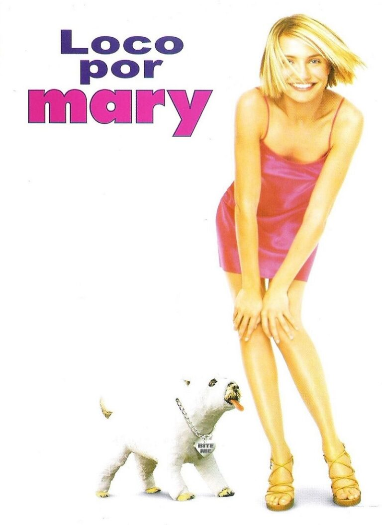 LOCO POR MARY [1998] (There\'s Something About Mary) [HD 720, Latino, MEGA]