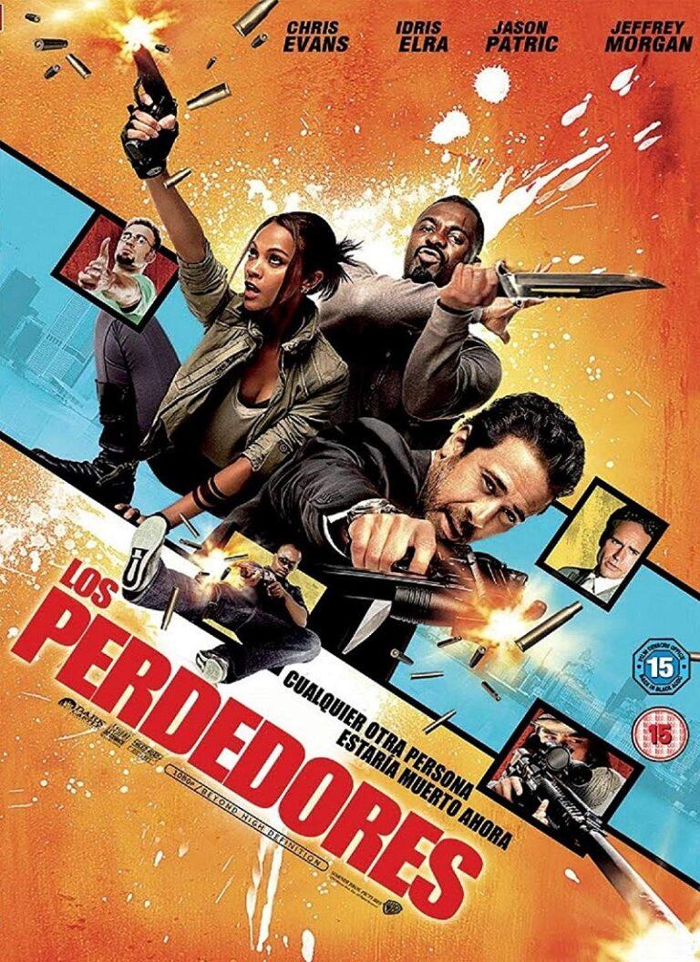 LOS PERDEDORES [2010] (The Losers) [HD 720, Latino, MEGA]
