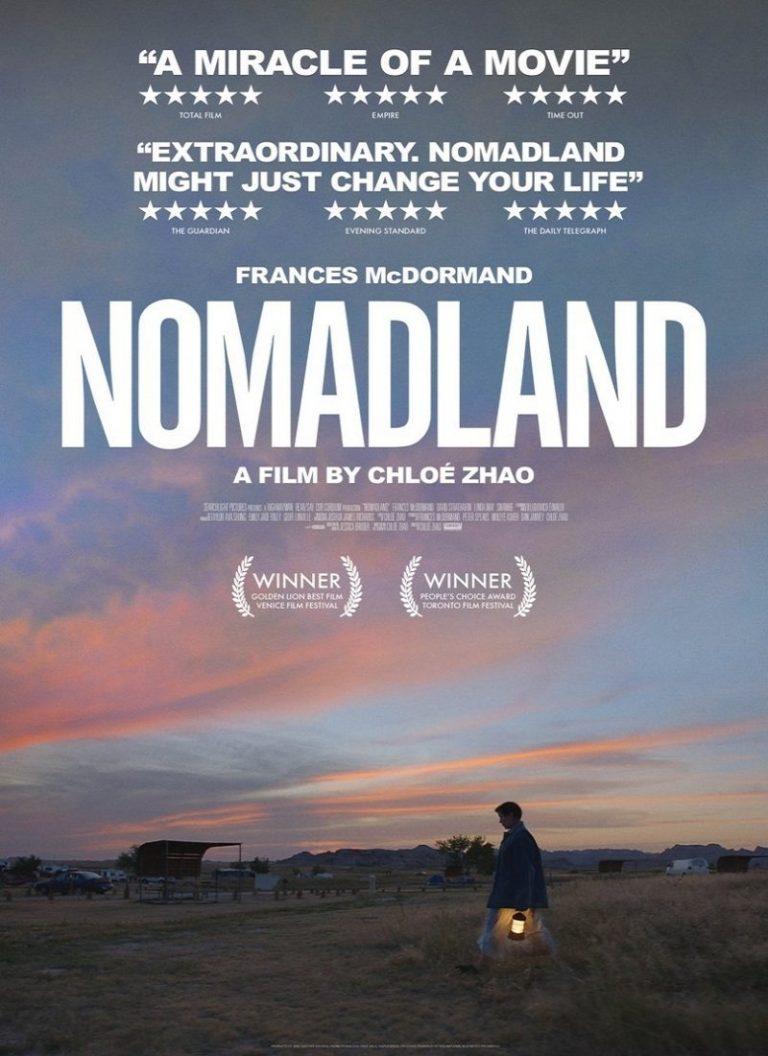NOMADLAND [2020] [HD720p, Latino]